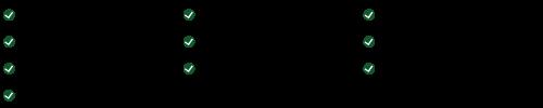 名刺項目表